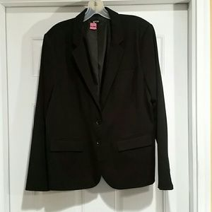 Apt 9 New w/o tags Fully Lined Blk Blazer Sz 16